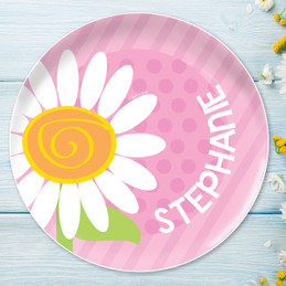 A Daisy For You Personalized Dishes