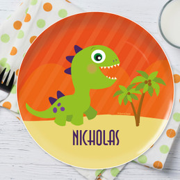 Baby Dinosaur Kids Dinnerware