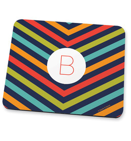 Style in stripes Mouse Pad