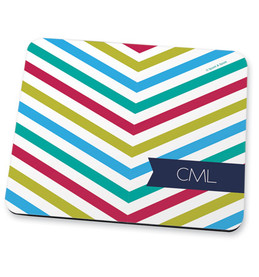 Beautiful colors Mouse Pad
