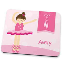 Love for Ballet Mouse Pad