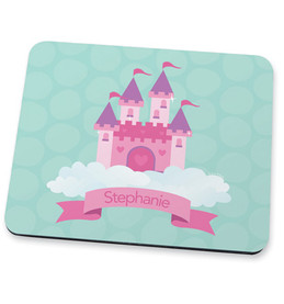 A Castle in the Sky Mouse Pad