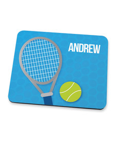 Tennis Fan Mouse Pad