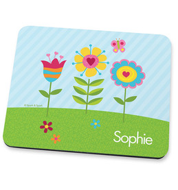 Spring Blooms Mouse Pad