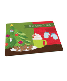 Cookies and Chocolate Cutting Board