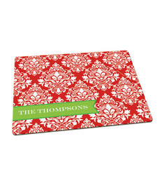 Red Damask Wonder Cutting Board