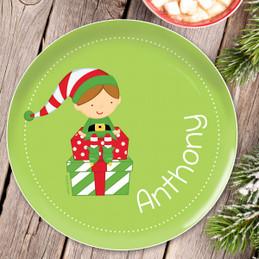 Sweet Elf Kids Plate