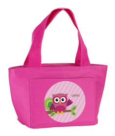 Owl be yours (girl) Kids Lunch Tote