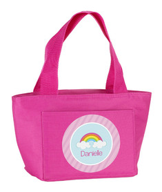 A Rainbow in the Sky Kids Lunch Tote