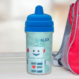 My Own Robot No Spill Sippy Cup
