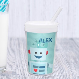 My Own Robot Toddler Cup