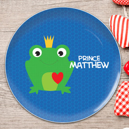 Be My Prince Kids Plates