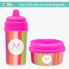 Bold & Fun Stripes Spill Proof Sippy Cup