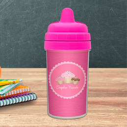 Sweet Cupcakes Best Sippy Cup for Baby