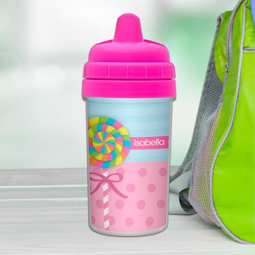 Yummy Lollipop Custom Non Spill Cup