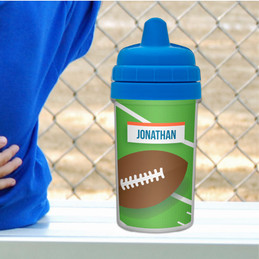 Football Fan Spill Proof Sippy Cup