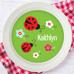 Curious Lady Bug Kids Bowl
