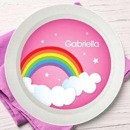 Dreamy Rainbow Kids Bowl