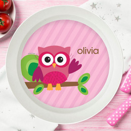 Owl be Yours - Girl - Kids Bowl