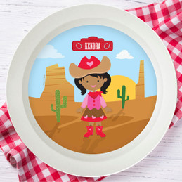 Cowgirl Kids Bowl