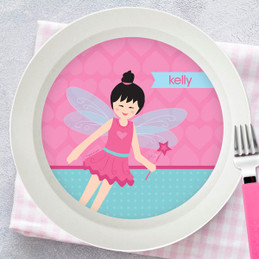 Fairy Girl Kids Bowl