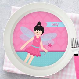 Fairy Girl Kids Bowl