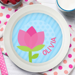Cute Tulip Kids Bowl