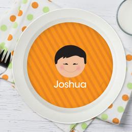 Just Like Me Boy - Orange Kids Bowl