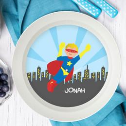 A Cool Superhero Kids Bowl