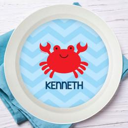 Happy Crab Kids Bowl