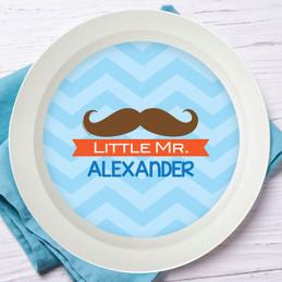 Little Mr. Mustache Kids Bowl