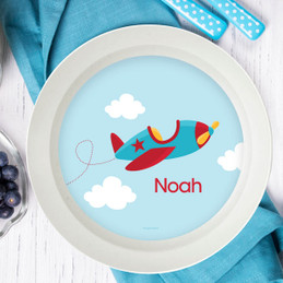 Fly Little Plane Kids Bowl