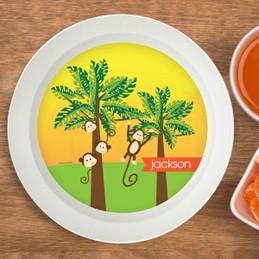 Monkeys in the Jungle Kids Bowl