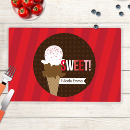 Sweet & Yummy Kids Placemat