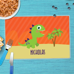 Baby Dinosaur Kids Placemat