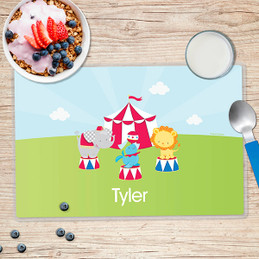 Fun Circus Kids Placemats