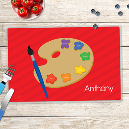Ready for Art Kids Placemats
