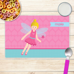 Fairy Girl Kids Placemat