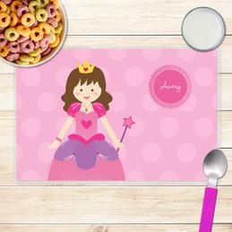 Cute Princess Kids Placemat