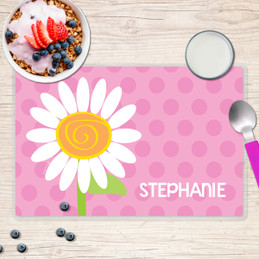 A Daisy for You Kids Placemat