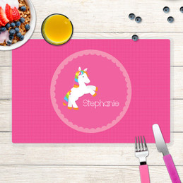 Playful Pony Kids Placemat