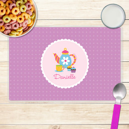 Tea Time Kids Placemat