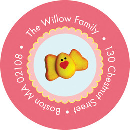 Cute Address Labels - My Cute Birdie