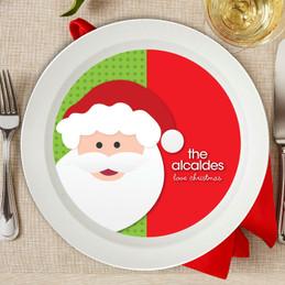 Mr. Santa Claus Holiday Bowl