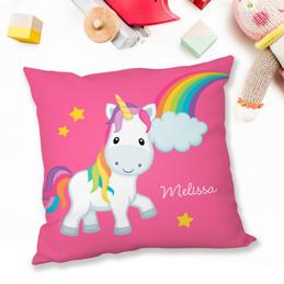Rainbow Unicorn Pillows