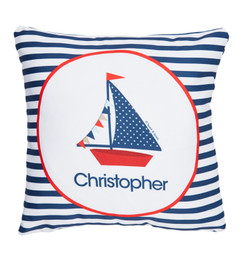 Set Sail Kids Pillows