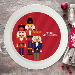 The Traditional Nutcracker Holiday Bowl