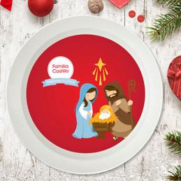 La Tradicion de el Nacimiento Holiday Bowl
