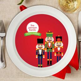 The Nutcracker Tradition Holiday Bowl