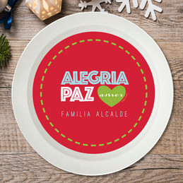 Alegria, Paz y Amor Holiday Bowl
